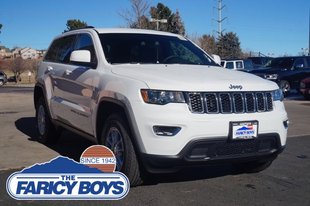 NEW 2019 JEEP GRAND CHEROKEE LAREDO 4X4
