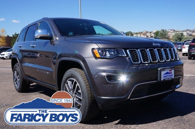 pre owned 2017 jeep grand cherokee limited 4d sport utility in colorado springs hc658556 the. Black Bedroom Furniture Sets. Home Design Ideas