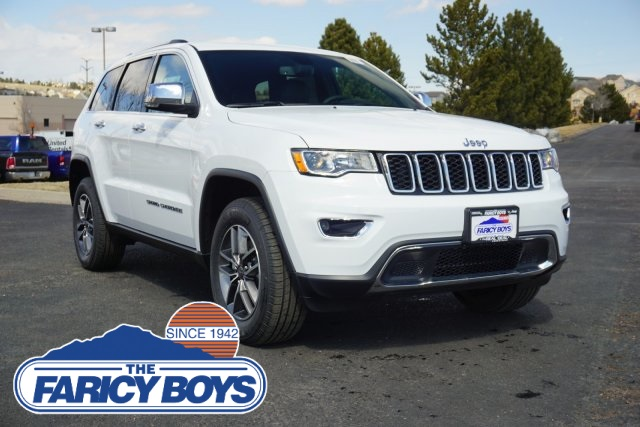 NEW 2019 JEEP GRAND CHEROKEE LIMITED 4X4