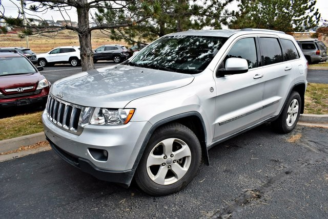 Exceptional Pre Owned 2011 Jeep Grand Cherokee Laredo