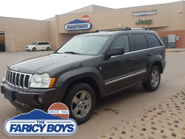 pre owned 2006 jeep grand cherokee overland 4d sport utility in colorado springs 6c120294 the. Black Bedroom Furniture Sets. Home Design Ideas