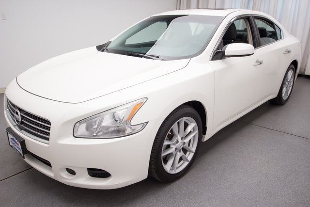 Pre Owned 2011 Nissan Maxima 35 S 4d Sedan In Colorado Springs