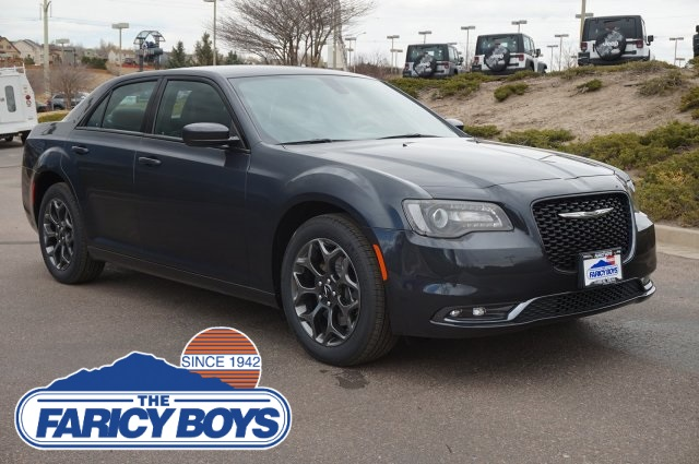 New 2018 CHRYSLER 300 S Sedan in Colorado Springs JH