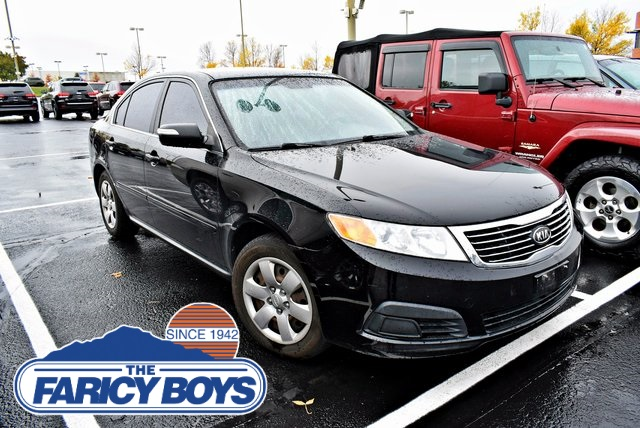 Captivating Pre Owned 2009 Kia Optima LX